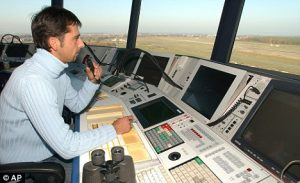 Cape Town: Air traffic control tower visit