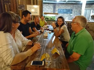 Winelands: Board games SIG at Triggerfish Brewing