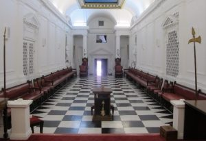 Winelands: Masonic Temple tour  **FULLY-SUBSCRIBED**
