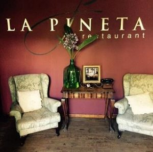 Winelands: Social SIG dinner at La Pineta
