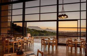 Winelands: Ladies' lunch at Durbanville Hills wine estate
