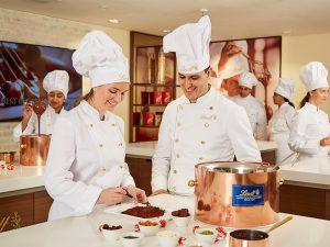 Winelands: Lindt chocolate workshop