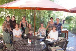 Winelands: Ladies' tea