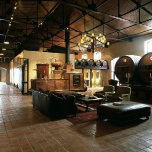 Winelands: Van Ryn's distillery tour and tasting