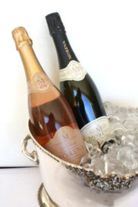 Winelands: Cellar tour and champagne tasting at Morena